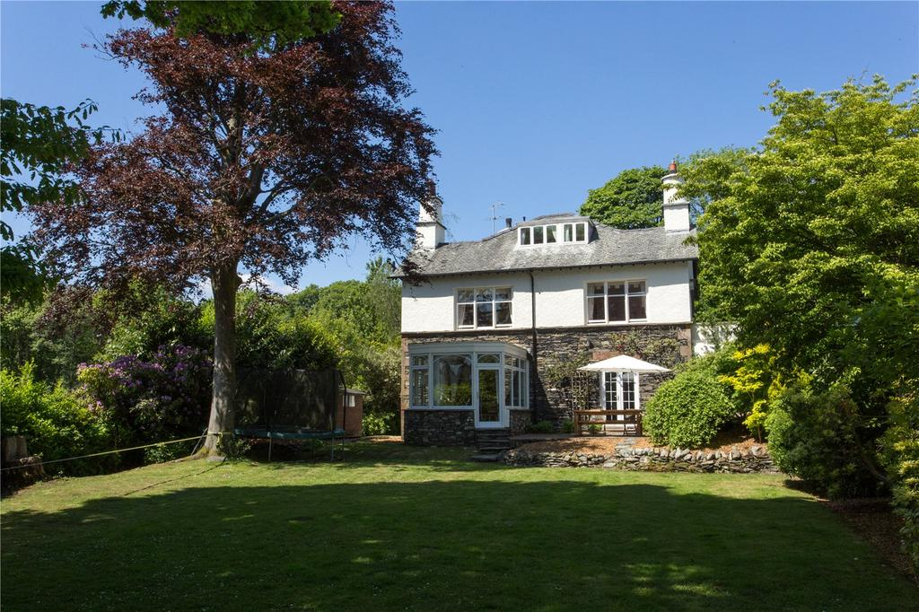 5 Bedrooms Detached House for sale in Lake Road, Windermere, Cumbria