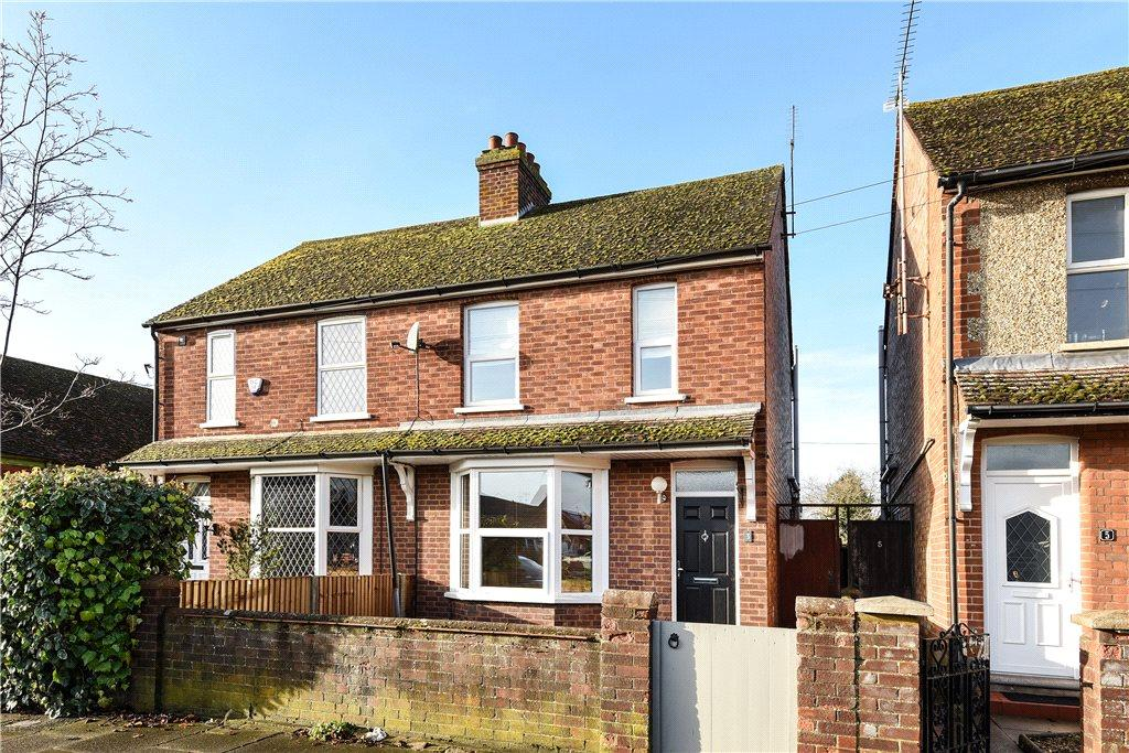2 Bedrooms Semi Detached House for sale in Highbury Grove, Clapham, Bedford, Bedfordshire