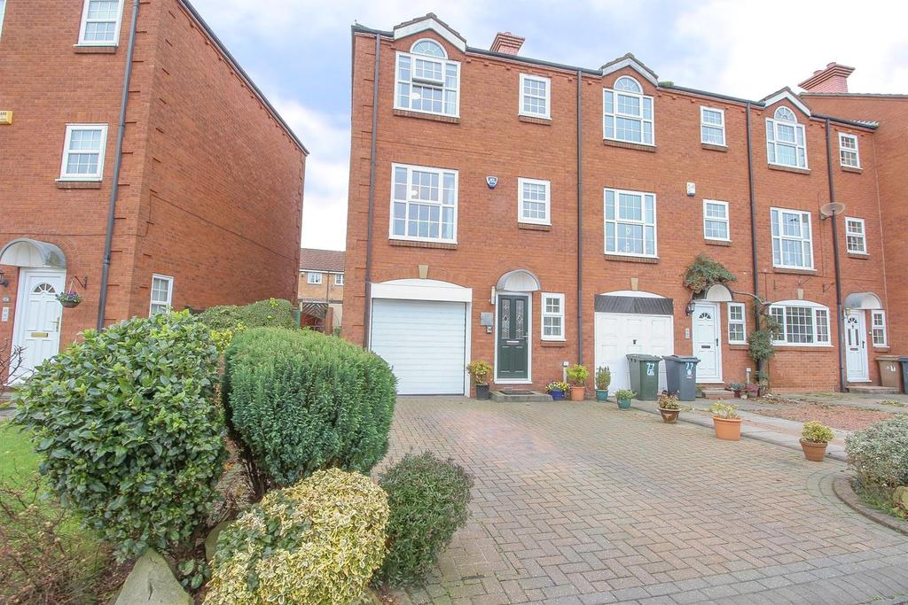3 Bedrooms Town House for sale in Brock Farm Court, North Shields