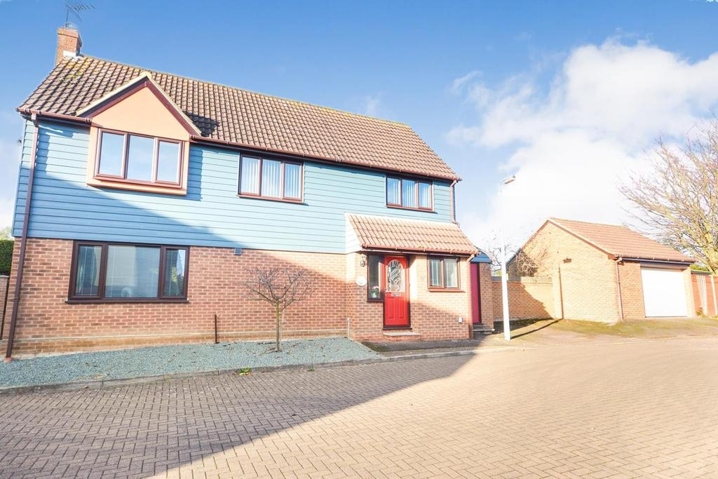 4 Bedrooms Detached House for sale in The Cloisters, Braintree, Essex, CM7