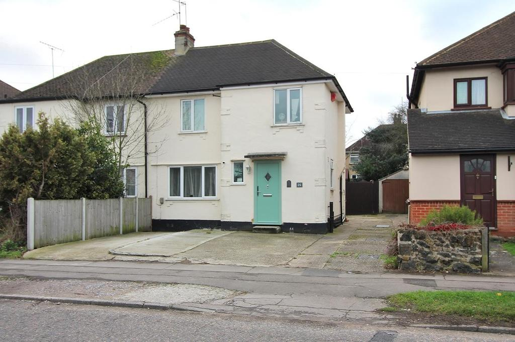 3 Bedrooms Semi Detached House for sale in Loftin Way, Chelmsford, Essex, CM2