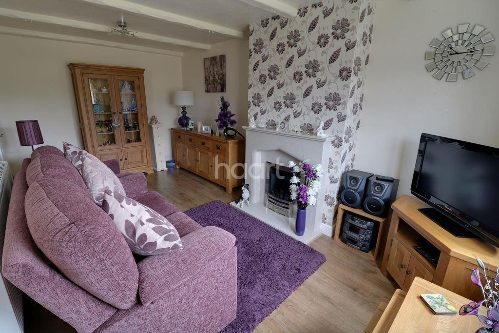 2 Bedrooms Bungalow for sale in Polygon Walk, Grantham