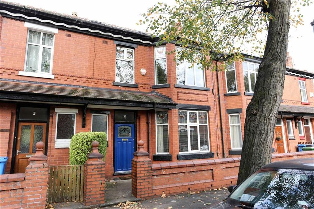 4 Bedrooms Terraced House for sale in Newton Avenue, West Didsbury, Manchester