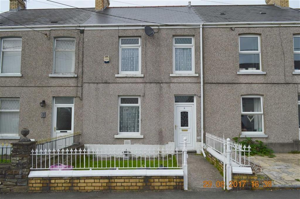 3 Bedrooms Terraced House for sale in Glanyrafon Road, Swansea, SA4