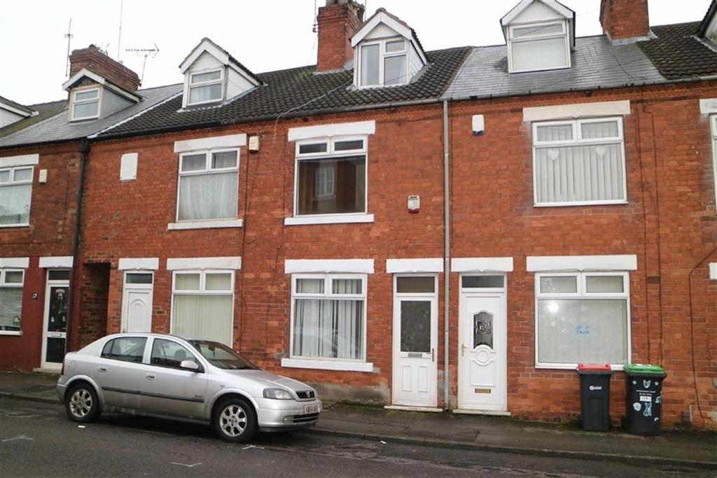 3 Bedrooms Terraced House for sale in Silk Street, Sutton In Ashfield, NG17
