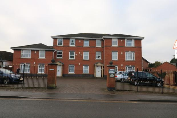 2 Bedrooms Apartment Flat for sale in Dalby Road, Melton Mowbray, Leicestershire, LE13
