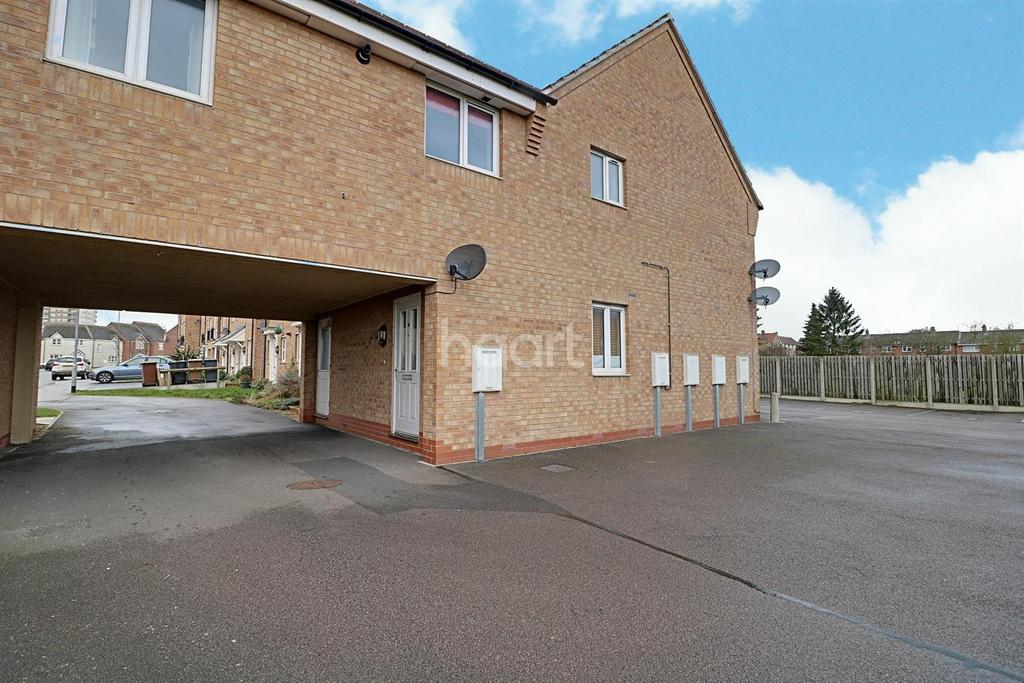 1 Bedroom Flat for sale in Deansleigh, Lincoln