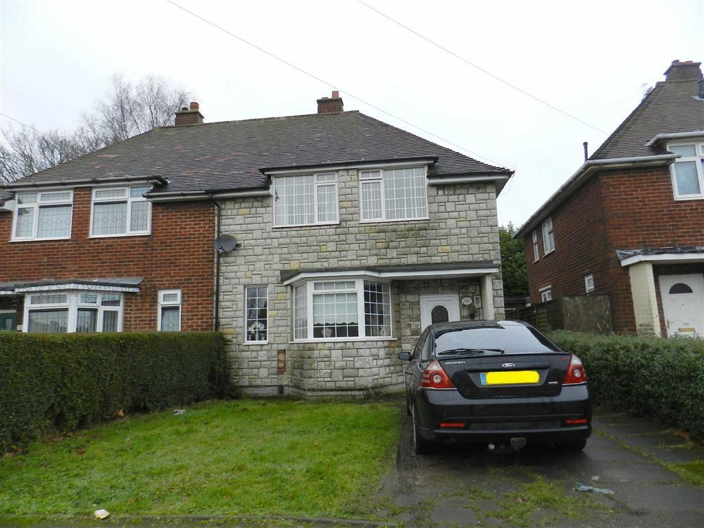 3 Bedrooms Semi Detached House for sale in Hawbush Road, Walsall
