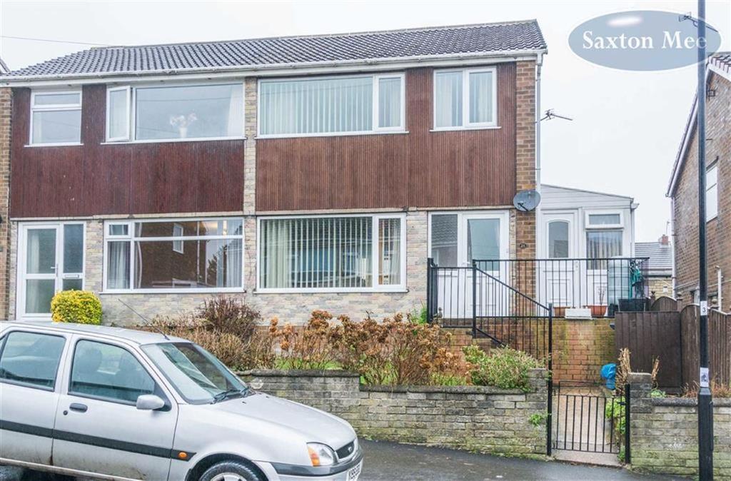 3 Bedrooms Semi Detached House for sale in Arthur Road, Stocksbridge, Sheffield, S36