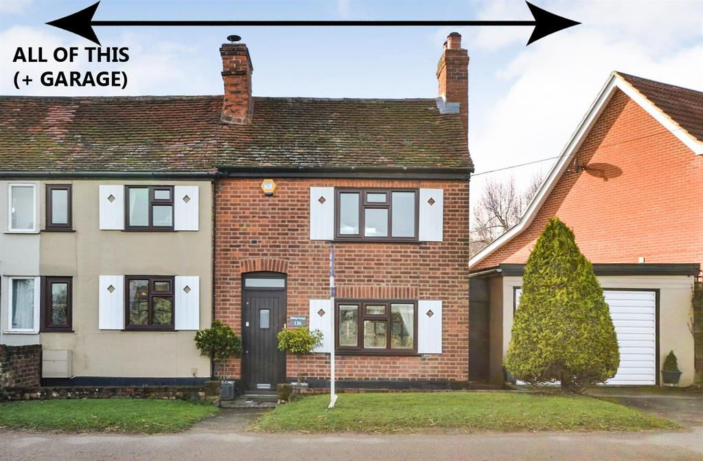 3 Bedrooms Semi Detached House for sale in Danbury
