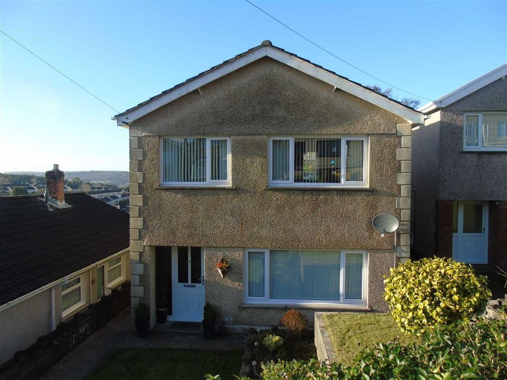 3 Bedrooms Detached House for sale in Summer Place, Llansamlet, Swansea
