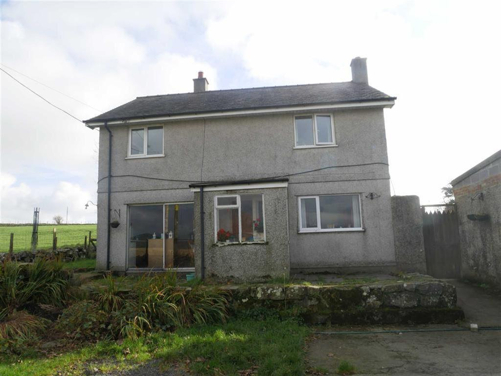3 Bedrooms Detached House for sale in Golan, Gwynedd