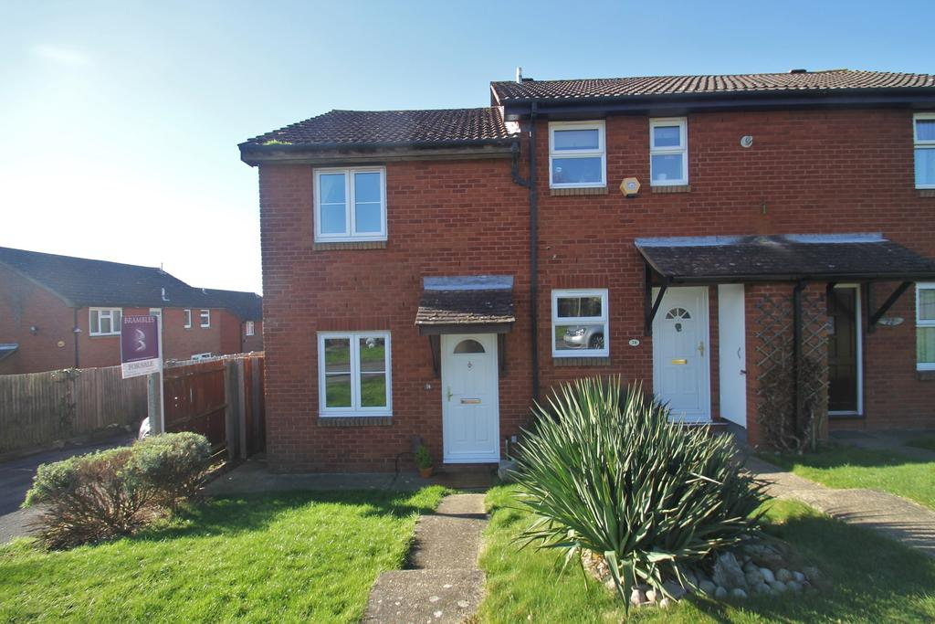 3 Bedrooms End Of Terrace House for sale in Lionheart Way, Bursledon, Southampton SO31
