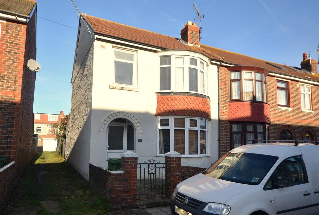 3 Bedrooms End Of Terrace House for sale in Jenkins Grove, Baffins, Portsmouth