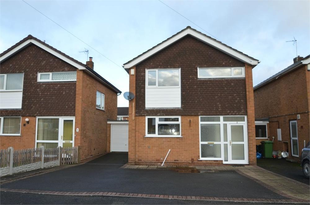 3 Bedrooms Detached House for sale in Windermere Drive, Kingswinford, West Midlands