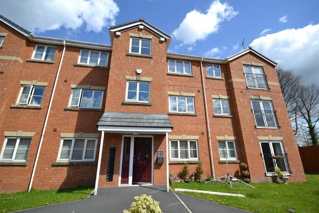 2 Bedrooms Apartment Flat for rent in Jacob Bright Mews, Whitworth, Rochdale, OL12