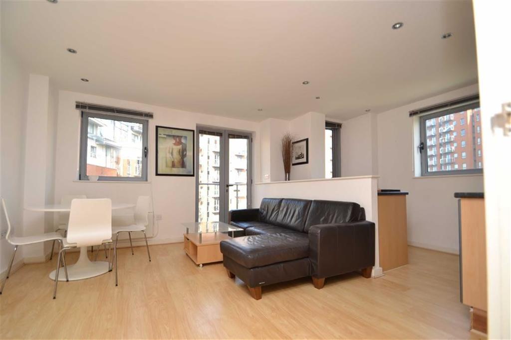 1 Bedroom Apartment Flat for sale in Bonaire, City Island, Leeds, LS12