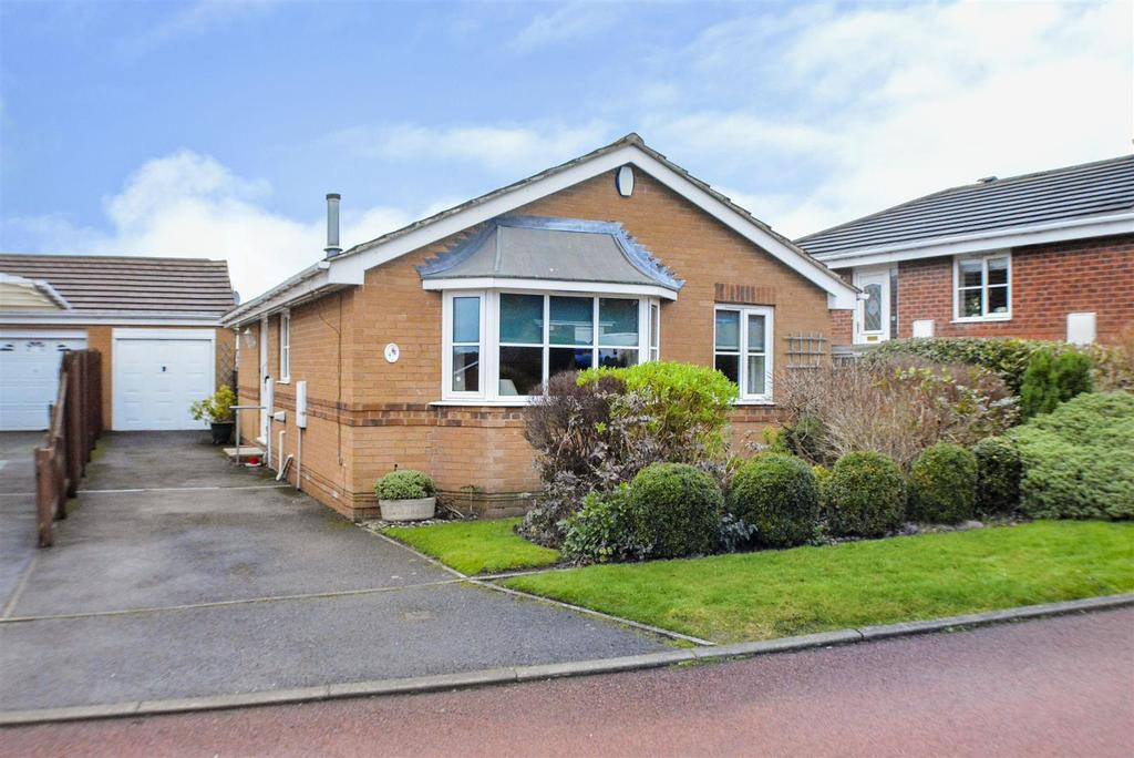 2 Bedrooms Detached Bungalow for sale in The Chantry, Mansfield