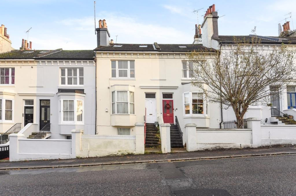 2 Bedrooms Flat for sale in Chatham Place Brighton East Sussex BN1