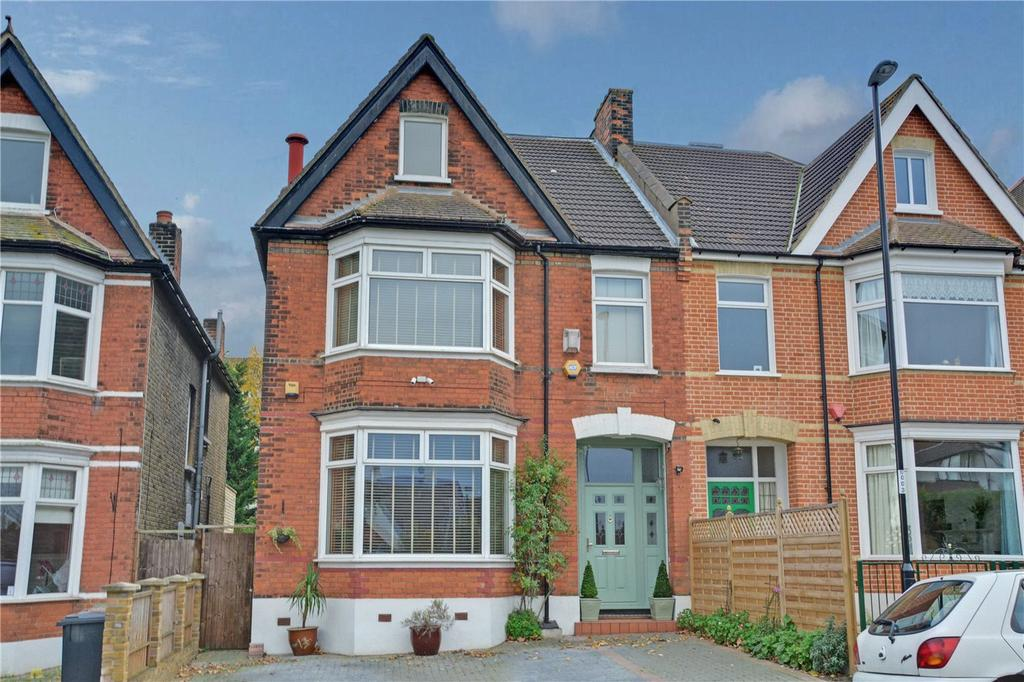 4 Bedrooms Semi Detached House for sale in Coopers Lane, Grove Park, London, SE12