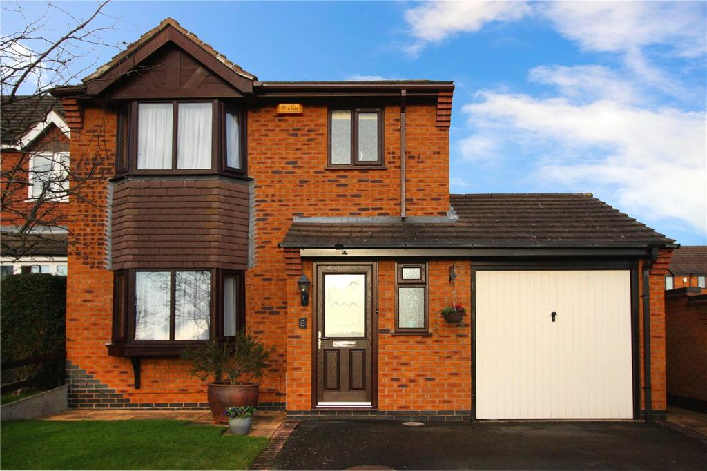 3 Bedrooms Detached House for sale in Poplar Close, Carlton, Nottingham, NG4