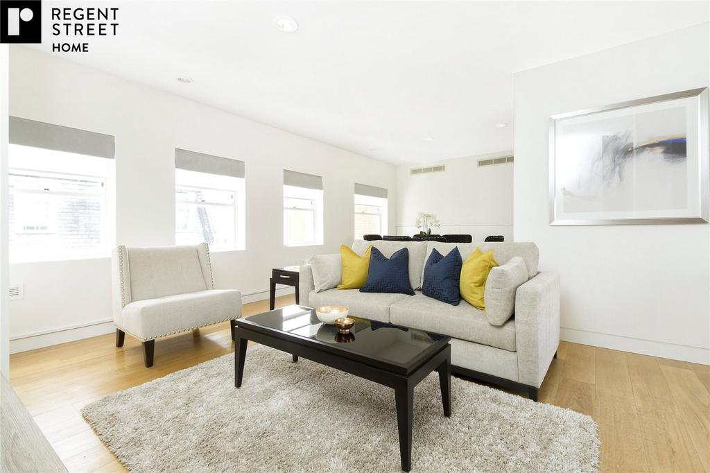 2 Bedrooms Flat for rent in Sackville Street, London, W1S