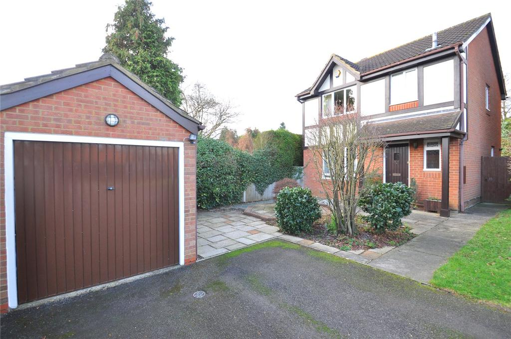 3 Bedrooms Detached House for sale in Horsemans Ride, Chiswell Green, St Albans, Hertfordshire