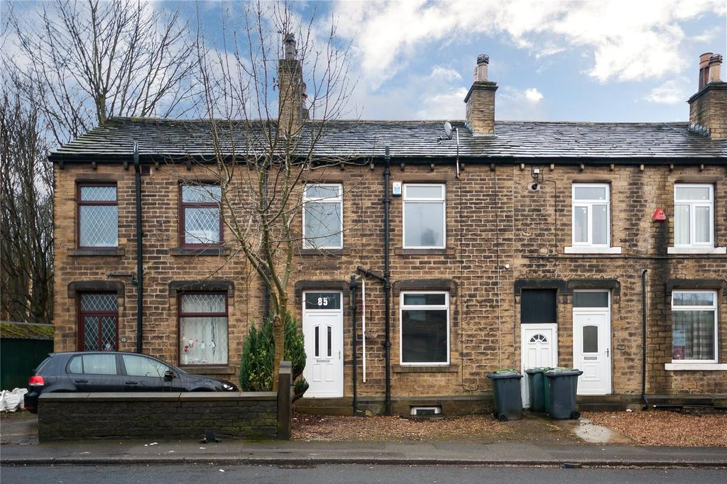 2 Bedrooms Terraced House for sale in Prince Royd, Halifax Road, Huddersfield, West Yorkshire, HD3