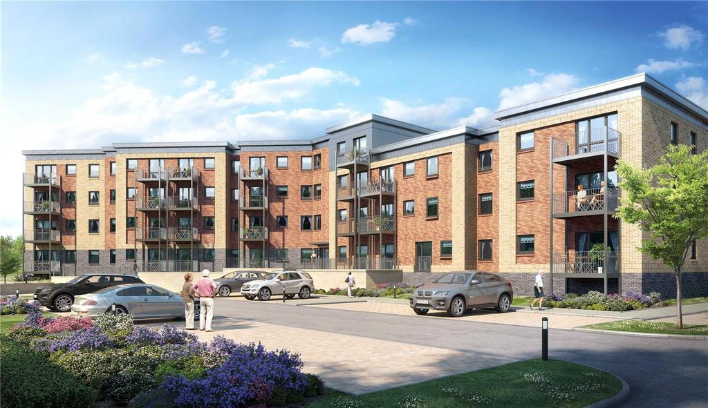 1 Bedroom Apartment Flat for sale in Riverwood, Craigdhu Road, Milngavie, Glasgow