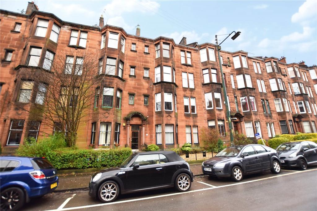 2 Bedrooms Apartment Flat for sale in 1/1, Airlie Street, Hyndland, Glasgow