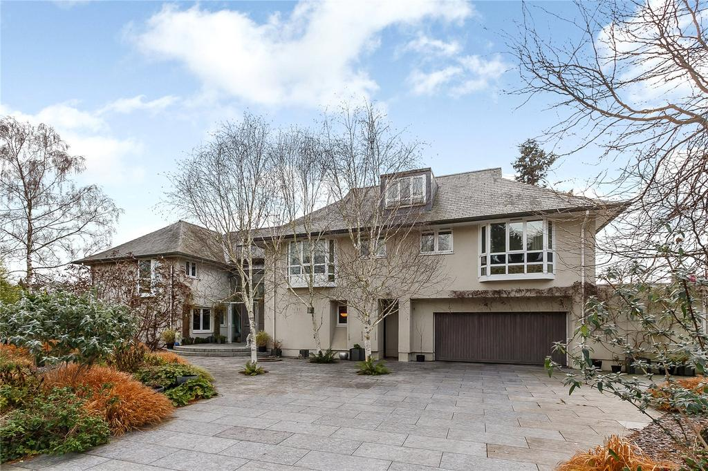 5 Bedrooms Detached House for sale in The Rushes, Maidenhead, Berkshire, SL6