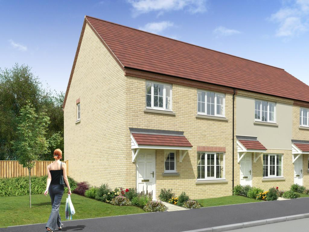 3 Bedrooms Semi Detached House for sale in Highfields Development, Littleport, Ely