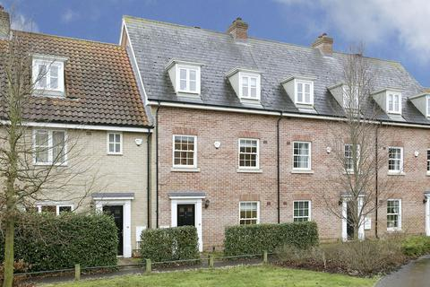 4 bedroom townhouse for sale - Lord Nelson Drive, Costessey