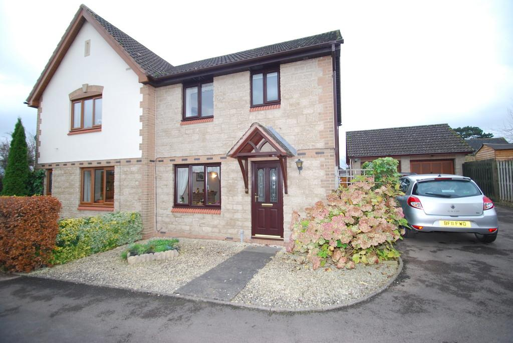 3 Bedrooms Semi Detached House for sale in Hospital Lane, Powick, Worcester