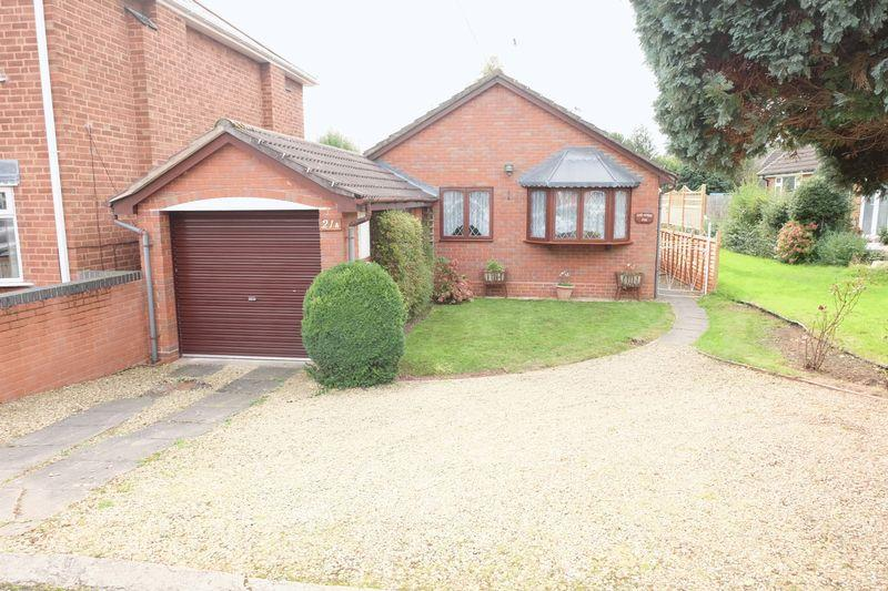 2 Bedrooms Detached Bungalow for sale in Summerfield Road, Stourport-On-Severn DY13 9BE