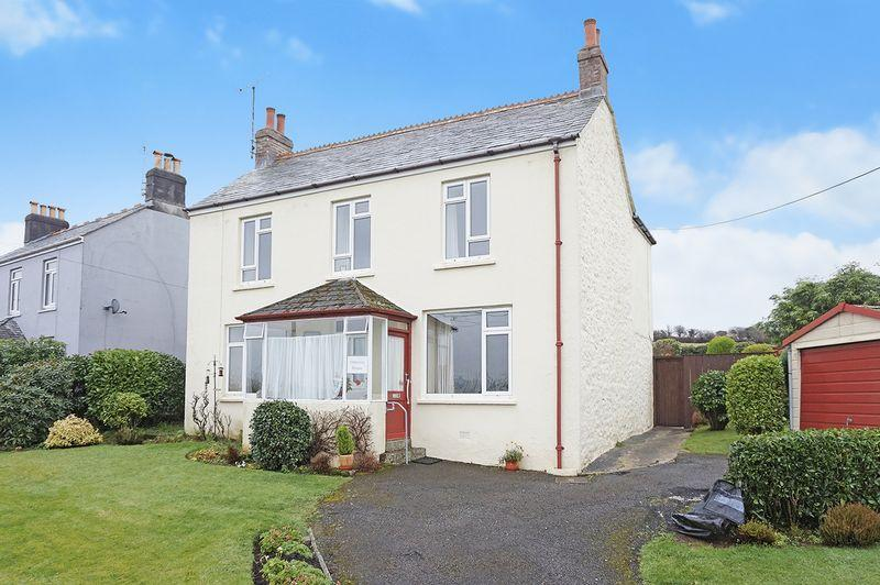 4 Bedrooms Detached House for sale in St Breward, Bodmin