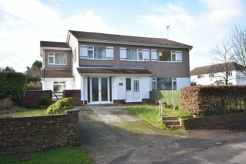 6 Bedrooms Detached House for sale in Ashton House, St Mary Church, Nr. Cowbridge, Vale of Glamorgan, CF71 7LT