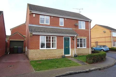 3 bedroom detached house for sale - Maidens Close, Dussindale, Norwich