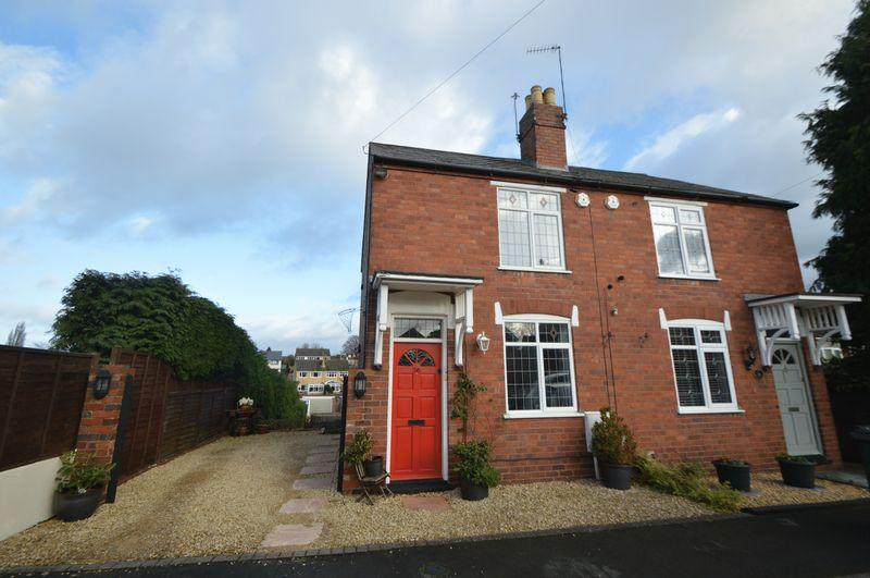 2 Bedrooms Semi Detached House for sale in Poole Street, Norton