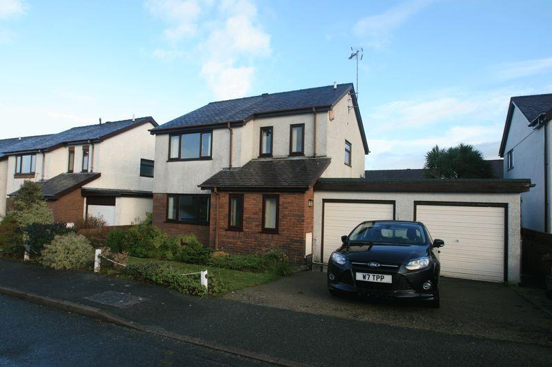 3 Bedrooms Detached House for rent in Bangor, Gwynedd