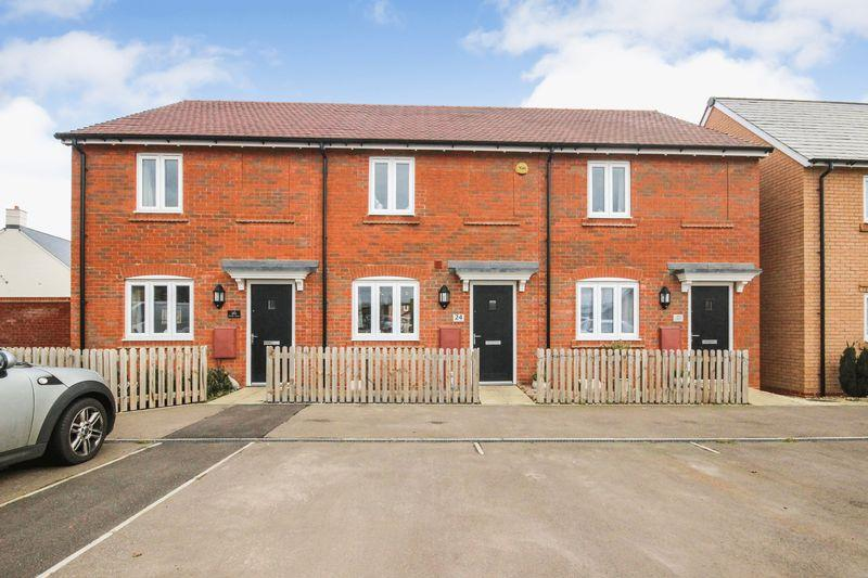 2 Bedrooms Terraced House for sale in Chestnut Avenue, Silsoe