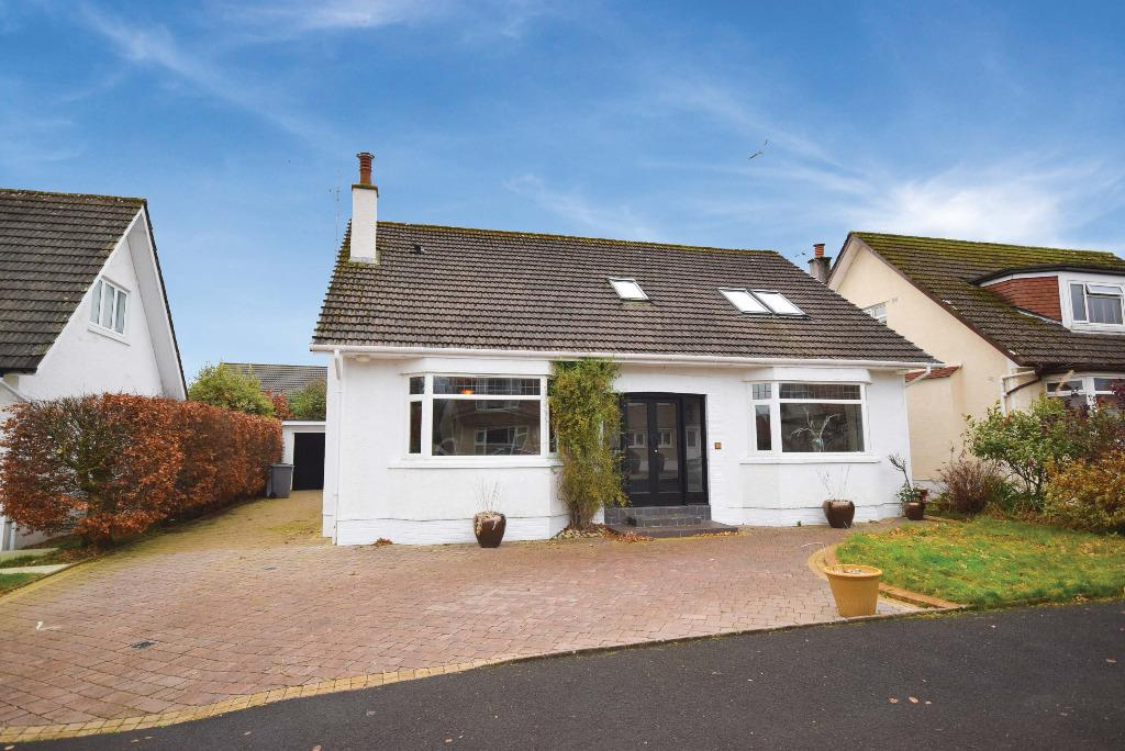 4 Bedrooms Detached House for sale in Riverside Road, Waterfoot, Glasgow, G76 0DF