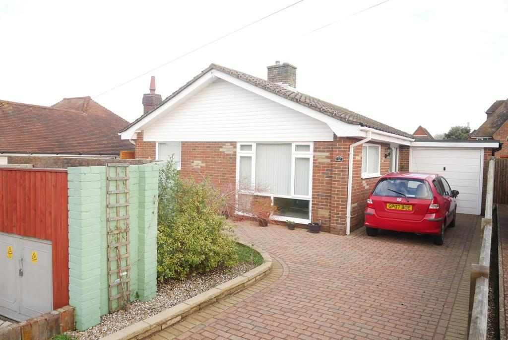 2 Bedrooms Detached Bungalow for sale in Portsdown Way, Willingdon, Eastbourne, BN20