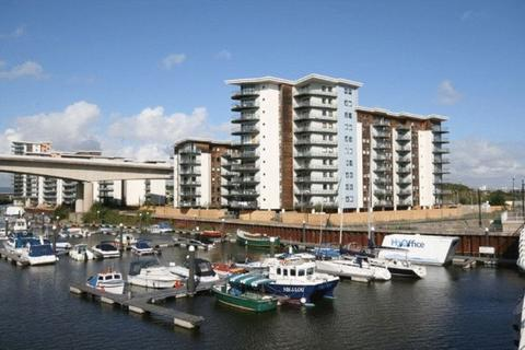 2 bedroom apartment to rent - Victoria Wharf, Cardiff CF11 0SA