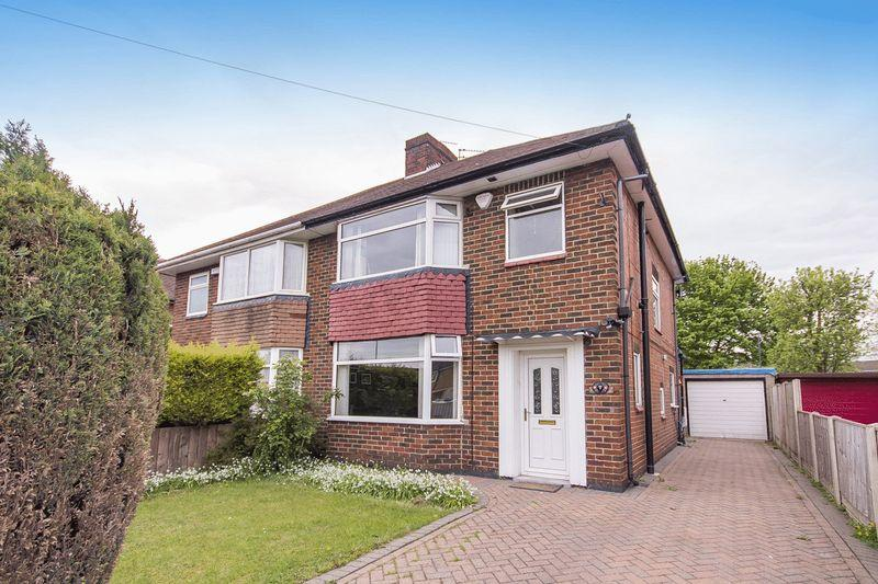 3 Bedrooms Semi Detached House for sale in SUNNYHILL AVENUE, DERBY