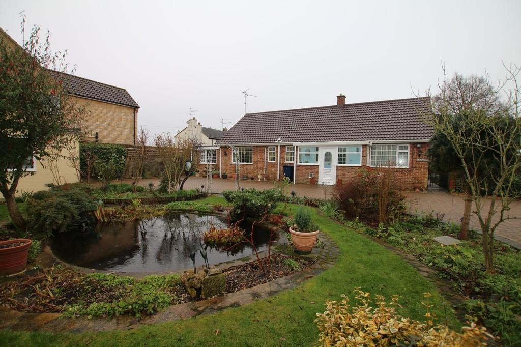4 Bedrooms Detached Bungalow for sale in High Street, Doddington, March