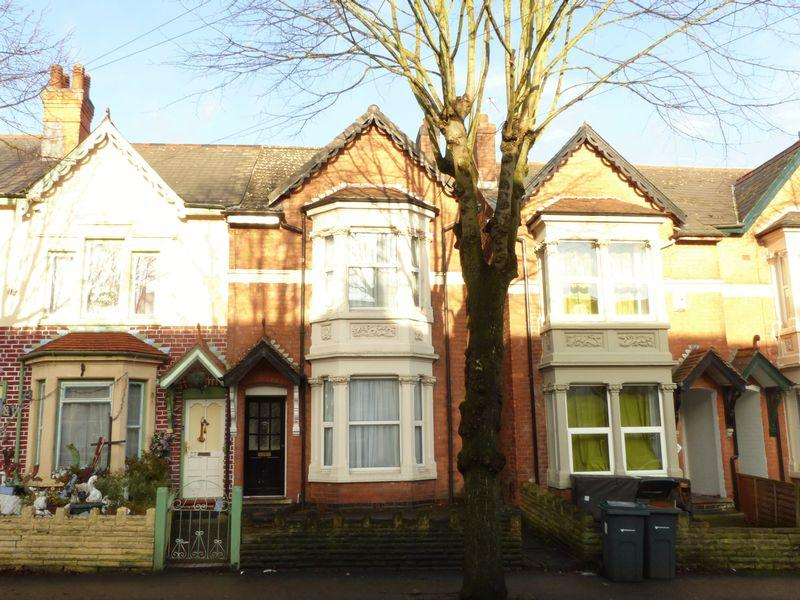 3 Bedrooms Terraced House for sale in Kings Road, Birmingham