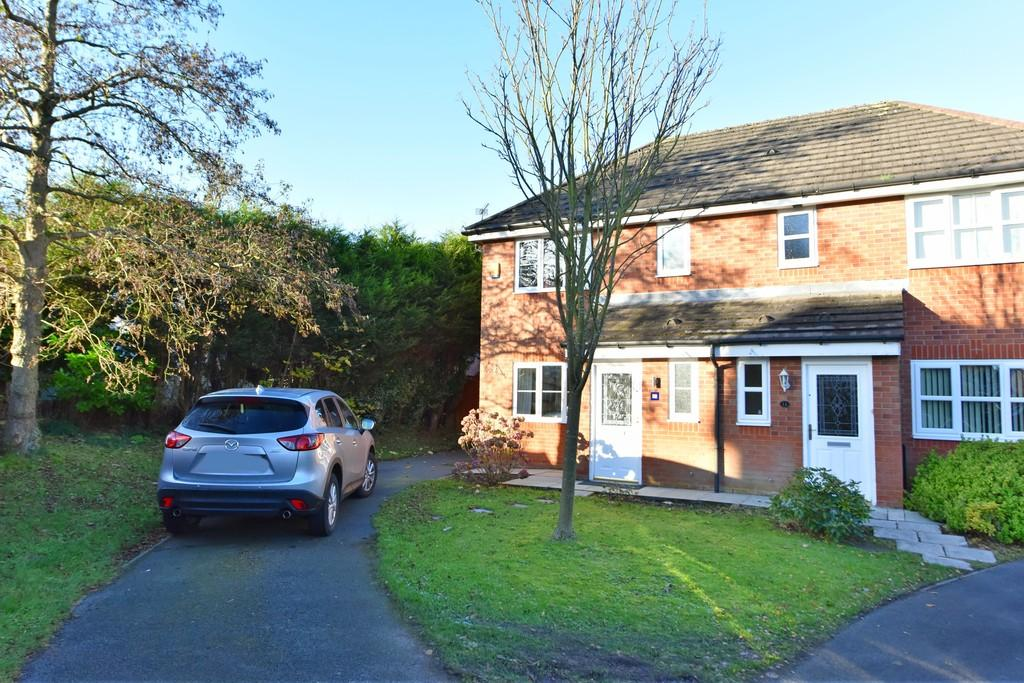 3 Bedrooms Semi Detached House for sale in Parkfield Close, Ormskirk