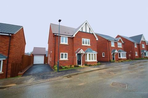 4 bedroom detached house to rent - WOODGATE DRIVE, CHELLASTON, DERBY