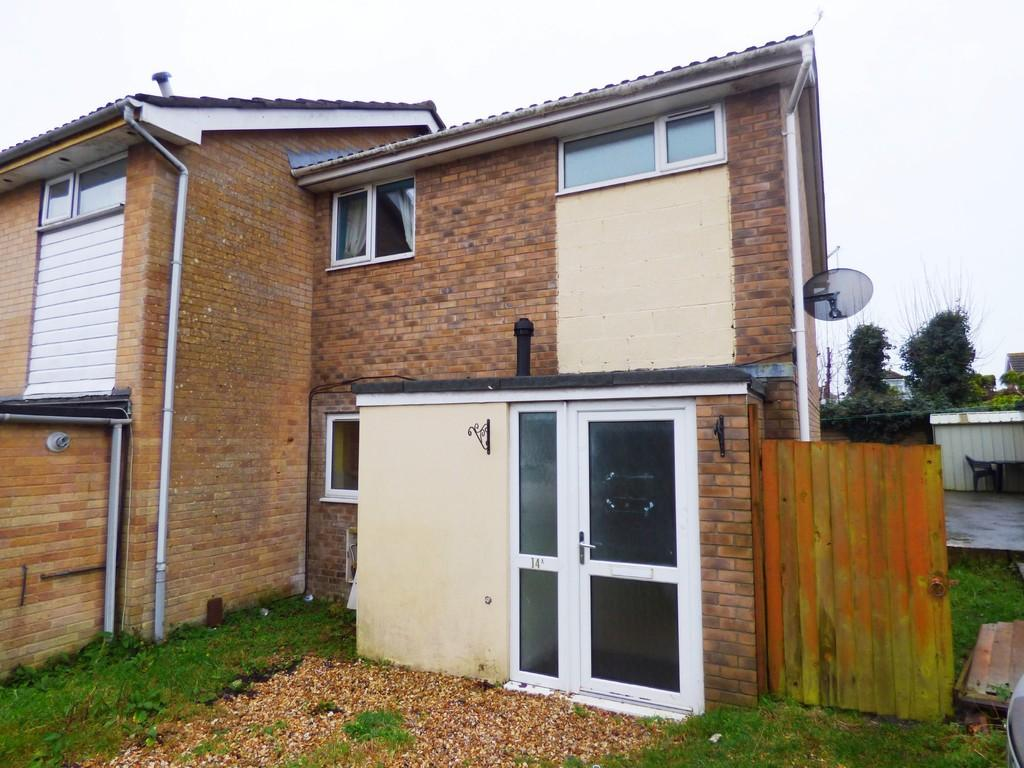 3 Bedrooms End Of Terrace House for sale in Apollo Close, Parkstone
